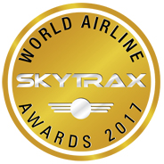Thai Airways gewinnt drei Skytrax Awards in 2017